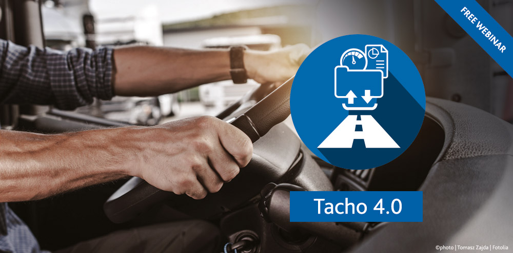 Free Webinar | Tacho 4.0 | TISLOG logistics software